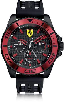 Ferrari XX Kers Black and Red Stainless Steel Men's Watch
