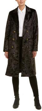 Fate Velvet Coat