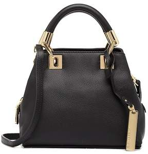 Vince Camuto Elva Studded Leather Small Satchel