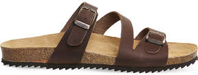 Office Bounty leather sandals