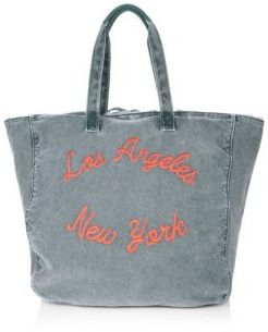 SUNDRY Embroidered Tote