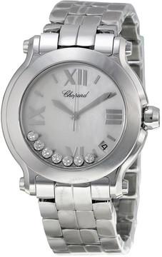 Chopard Happy Sport Ladies Diamond Watch