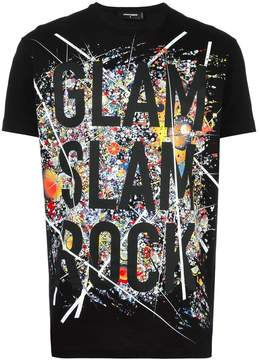 DSQUARED2 Glam Slam Rock T-shirt
