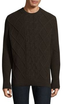 Barbour Textured Wool Sweater