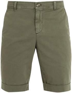 Brunello Cucinelli Straight-leg cotton-gabardine shorts