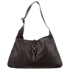Gucci Jackie satchel - BLACK - STYLE