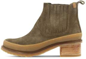 El Naturalista Heeled Ankle Boots