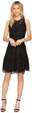 Adelyn Rae Dylan Fit and Flare Dress Women's Dress