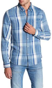 Joe's Jeans Sandalwood Plain Regular Fit Shirt