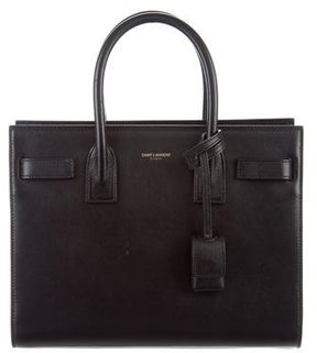 Saint Laurent Baby Sac de Jour - BLACK - STYLE