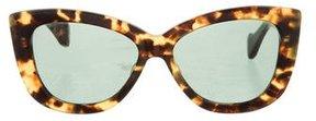 Dita Vesoul Tortoiseshell Sunglasses