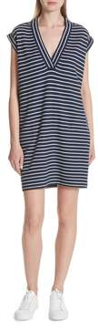 ATM Anthony Thomas Melillo Stripe Shift Dress