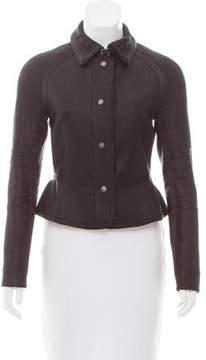 Belstaff Silk-Blend Jacket