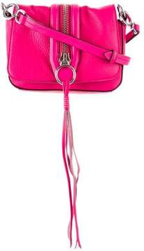 Rebecca Minkoff Mini Waverly Crossbody Bag - PINK - STYLE