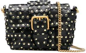 RED Valentino RED(V) studded puzzle bag