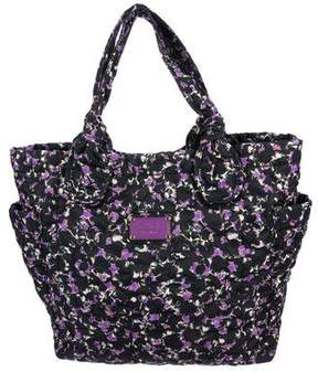 Marc by Marc Jacobs Pretty Nylon Medium Tate Exeter Print Tote