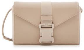 Christopher Kane Classic Devine Leather Shoulder Bag