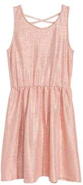 H&M Shimmery Dress