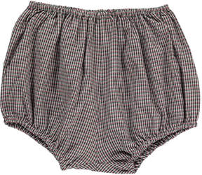 Caramel Star Checked Bloomers