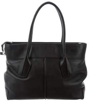 Tod's Leather D-Styling Shoulder Bag