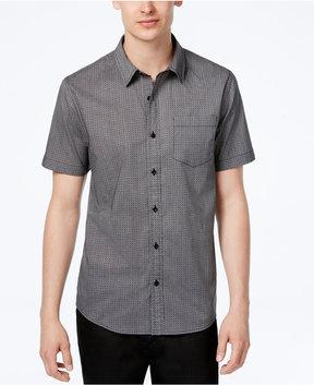 GUESS Men's Conner Printed Cotton Shirt