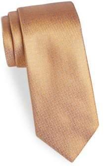 Charvet Flower Neat Silk Tie