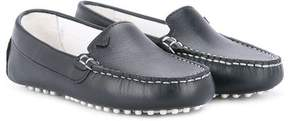 Emporio Armani Kids slip-on loafers