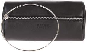 MM6 MAISON MARGIELA Black Zipped Clutch