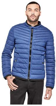 GUESS Super Light Stretch Puffer Jacket