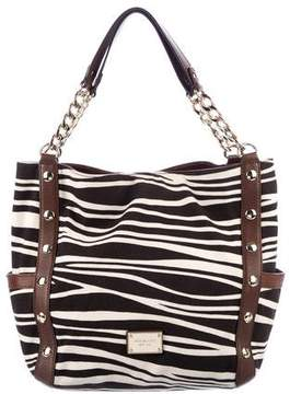 MICHAEL Michael Kors Printed Canvas Shoulder Bag