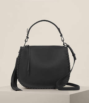 AllSaints Mori Hobo Bag