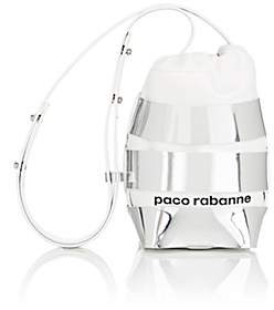 Paco Rabanne Women's Mini Cage Bucket Bag-Silver