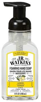 JR Watkins Lemon Scented Foaming Hand Soap 9 oz
