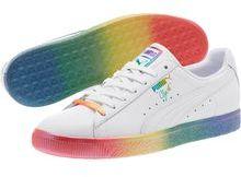 Clyde Pride Sneakers