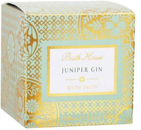 Bath House Juniper Gin Bath Salts by 100g Bath Salts)