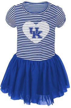 NCAA Toddler Kentucky Wildcats Celebration Dress