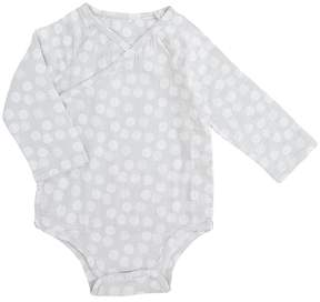 Aden Anais aden + anais - Long Sleeve Kimono Body Suit Kid's Jumpsuit & Rompers One Piece