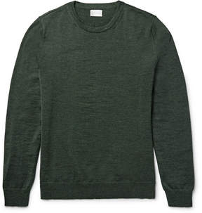 Gant Mélange Merino Wool Sweater