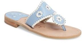 Jack Rogers Women's Pretty In Pastel Sandal
