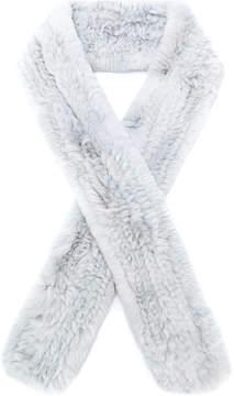 Yves Salomon fur classic scarf