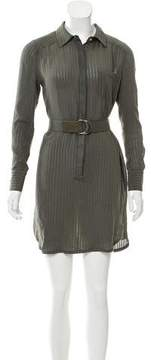 Brochu Walker Silk Belted Dress