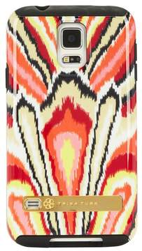 Trina Turk Dual Layer Samsung Phone Case - Red - Galaxy S5