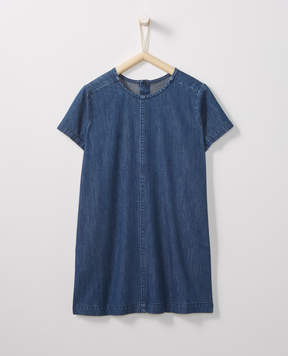 Hanna Andersson Washed Chambray Dress