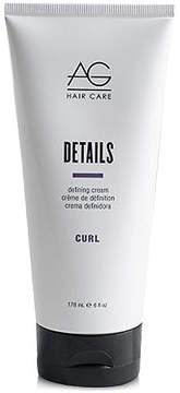 AG Jeans Hair Curl Details Defining Cream, 6-oz.