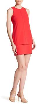 Cynthia Steffe Mya Layered Hem Dress