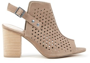 Sole Society Rena Perforated Slingback Sandal