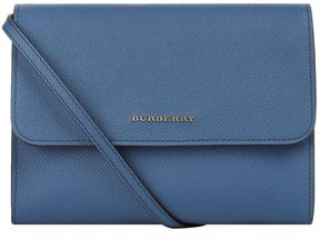 Burberry Small Loxley Cross Body Bag - BLUE - STYLE