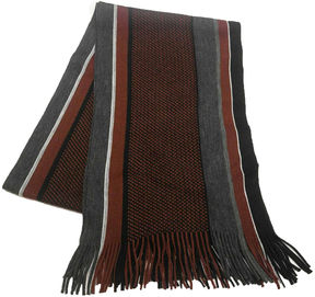 Jf J.Ferrar JF  Striped Scarf