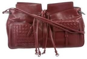Bottega Veneta Leather Settatuno Bag