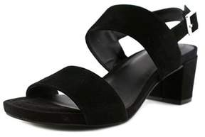 Giani Bernini Maggiee Open-toe Suede Slingback Sandal.